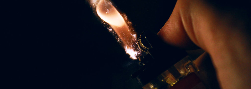 Bật lửa độc đáo