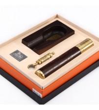 Set gạt tàn, ống đựng, đục Xì gà Lubinski chính hãng LB-T22