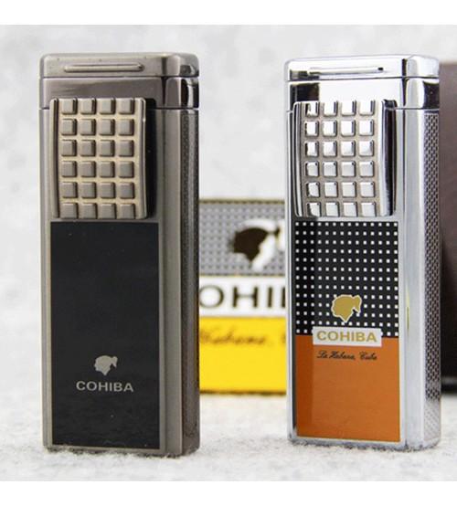 Bật lửa Cohiba khò 2 tia lửa H629