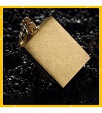 Hộp Quẹt Bật Lửa Diêm Xăng Kiêm Khóa Bằng Đồng Zorro Z535, Kiểu Dáng Nhỏ Gọn Sang Trọng