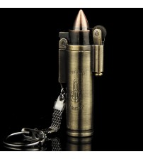 Bật lửa khò móc khóa viên đạn