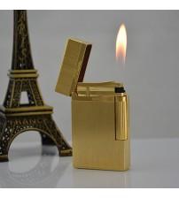 Bật lửa Dupont vàng xước