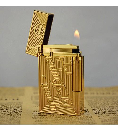 Bật lửa Dupont vàng 49