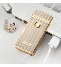 Hộp Quẹt Bật Lửa Jobon 316D Sạc Điện USB Cao Cấp
