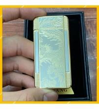 Hộp Quẹt Bật Lửa Sạc Điện Hồng Ngoại Usb Jinbang Tia Lửa Điện Plasma 2 tia Cao Cấp Siêu Bền Thiết Kế Độc Đáo Mới Lạ - Giao màu ngẫu nhiên