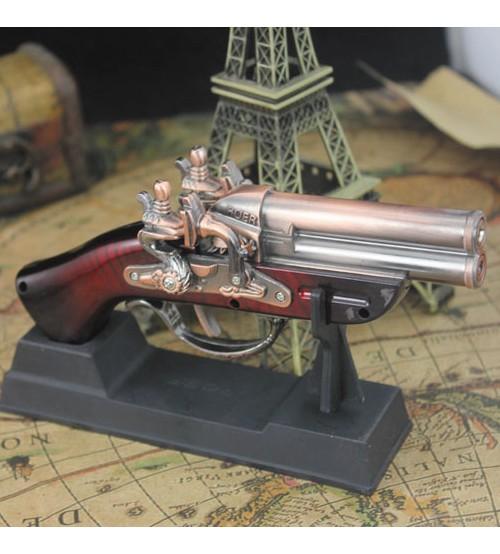 Bật lửa súng cổ 17cm cực đẹp