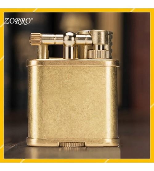 Hộp Quẹt Bật Lửa Xăng Đá Zorro Z597, Kiểu Dáng Độc Đáo Mới Lạ