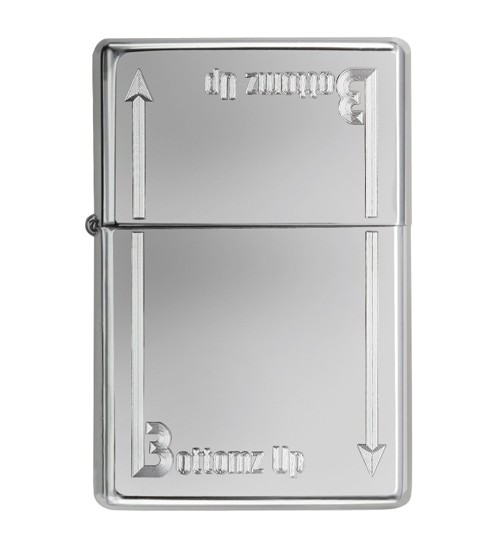 Zippo Bottoms Up Lighter