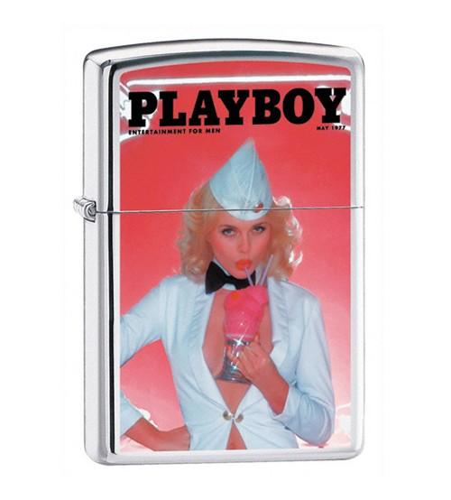 Bật lửa Zippo Mỹ cô gái Playboy