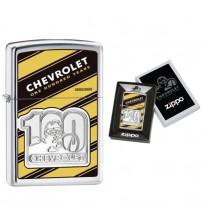 Encendedor Zippo Chevrolet 100 Aniversario Edicion Limitada