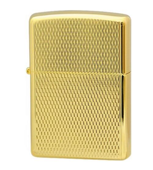 Bật lửa Zippo Gold Plate