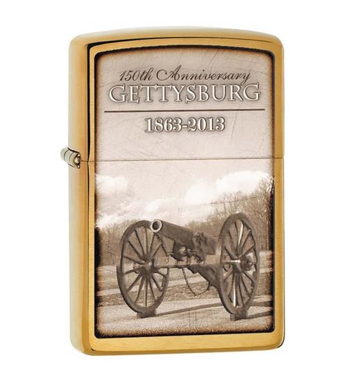 Zippo pháo thần công Gettysburg