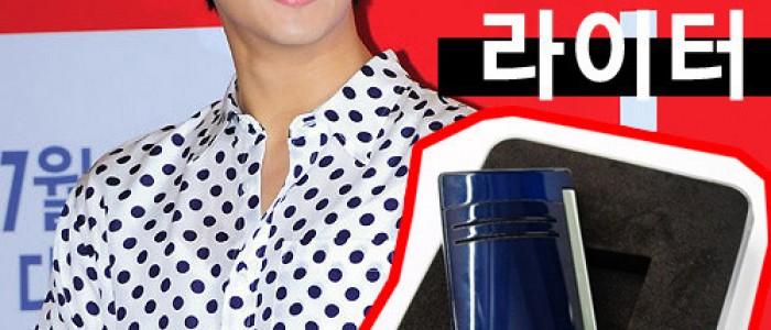 Bật lửa của Kim Soo Hyun bán giá 1 triệu won