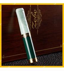 Tẩu Lọc Thuốc Lá Đá Ngọc Bích Cầm Tay Cao Cấp Zobo ZB-223 - Quà tặng cho sức khỏe nam giới