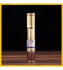 Tẩu lọc thuốc lá gỗ redwood Zobo ZB-350