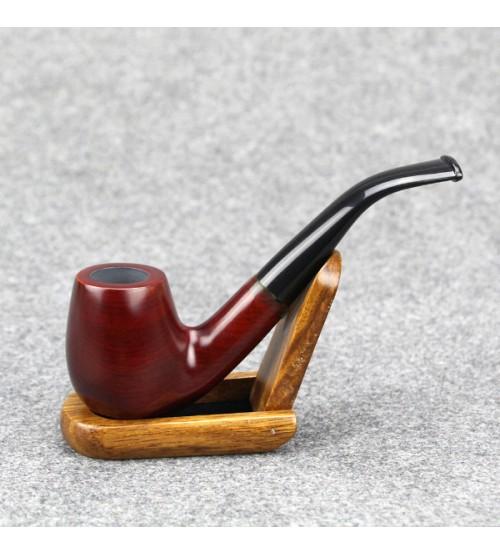 Tẩu hút thuốc lá sợi T-25 (Nâu Đỏ)