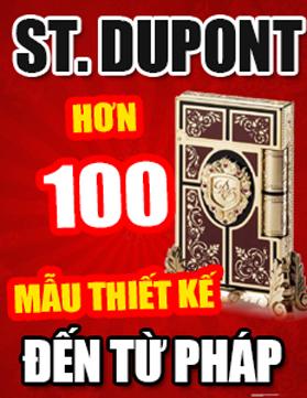 Bật lửa Dupont