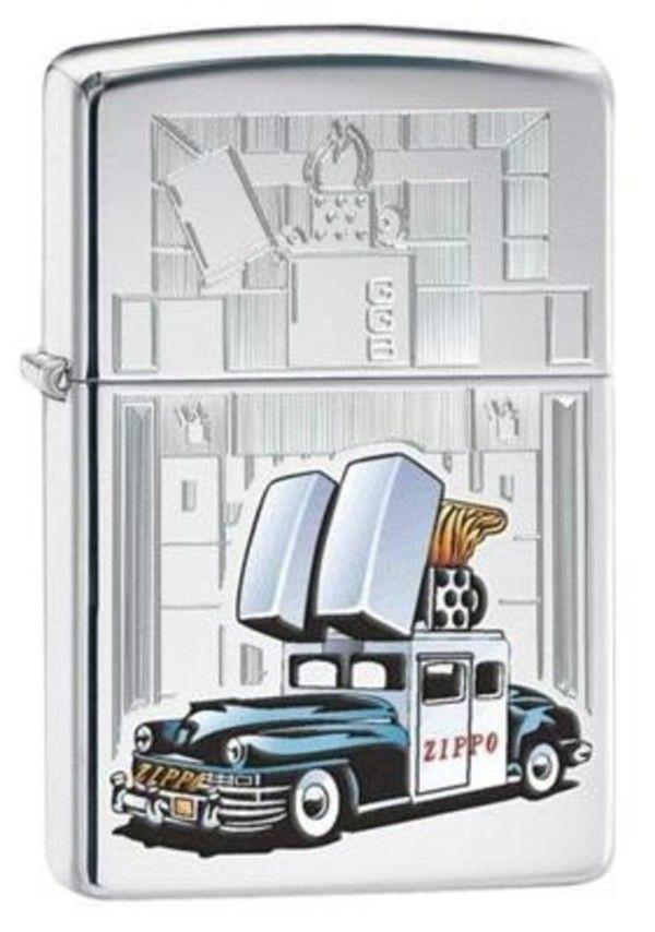 Bật Lửa Zippo Ô tô Jeep