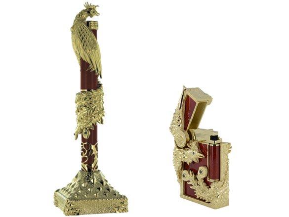 S.T. Dupont giới thiệu bộ sưu tập bật lửa và bút phiên bản Giáp Ngọ